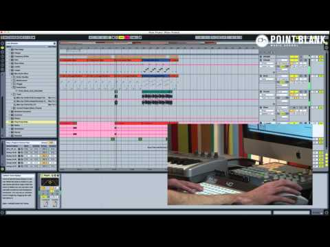 Friday Forum Live! - Creating Rises and Sweeps in Ableton Live - 26th October 2012