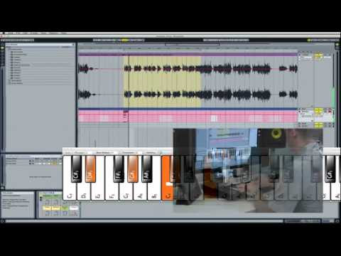 Friday Forum Live! - Working with an Acapella in Ableton - 7th September 2012