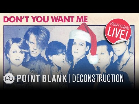 The Human League - Don't You Want Me (Xmas special)
