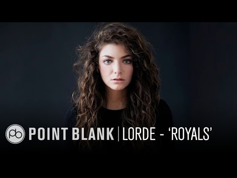 How to Sing: Lorde - Royals with Valerie Etienne