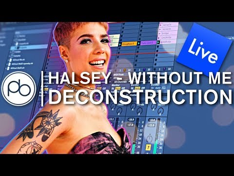 Halsey - Without Me Deconstruction