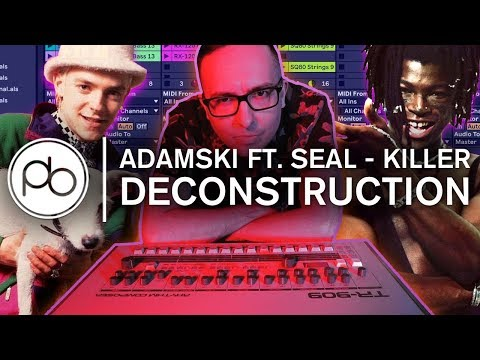 Adamski feat. Seal - Killer Deconstruction
