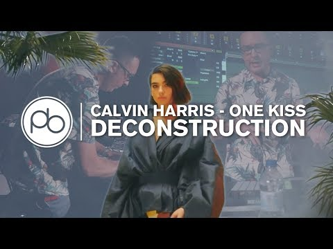 Calvin Harris - One Kiss Deconstruction @ IMS Malta 2018