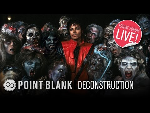 Michael Jackson - Thriller Deconstruction (Halloween special)