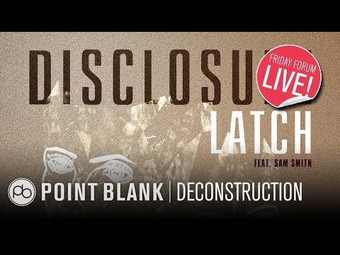 Disclosure - Latch Deconstruction in Ableton Live