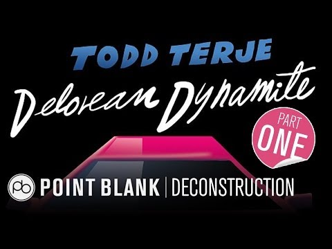 Todd Terje - Delorean Dynamite Deconstruction (Part 1)