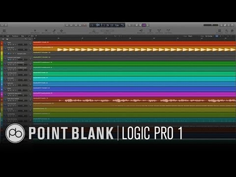 Logic Pro 1: Production - Course Preview