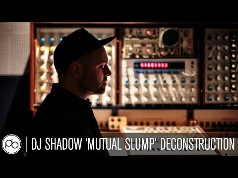 Deconstruction: DJ Shadow - Mutual Slump @ Sonar +D, Barcelona