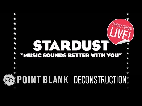 Stardust - Music Sounds Better With You (Ableton Push 2 Deconstruction)