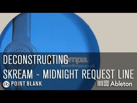 Skream - Midnight Request Line (Deconstructed at Sonar 2013)