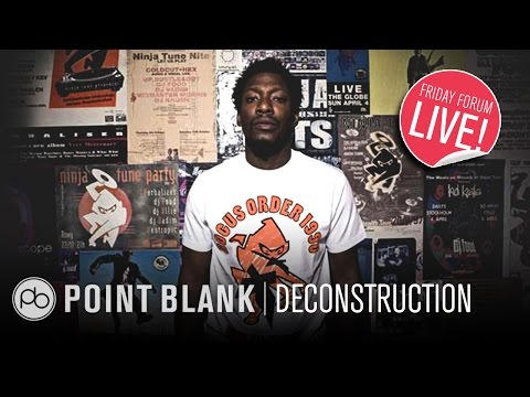Roots Manuva - Witness (1 Hope) Deconstruction in Ableton Live