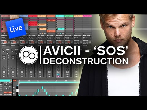 Avicii - 'SOS' ft. Aloe Blacc Deconstruction at IMS Malta 2019