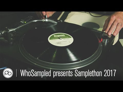 WhoSampled presents Samplethon Competition 2017 @ PB London with KPM & Ableton: 15th Oct