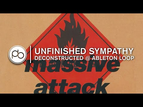 Massive Attack - Unfinished Sympathy Deconstruction @ Ableton Loop, Berlin 2017