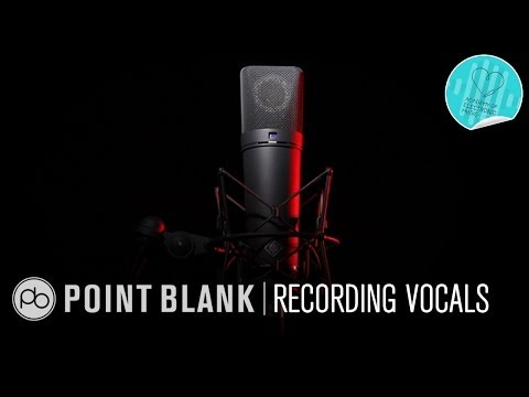 EMC Hangout #9: Live vocal recording session with Viv May