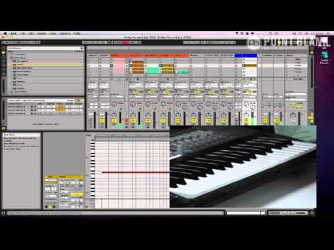 Friday Forum Live! - Deep House Chords in Ableton - 6th July 2012